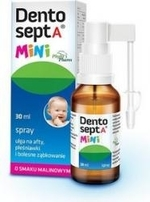 Zdjęcie DENTOSEPT A Mini spray 30 ml